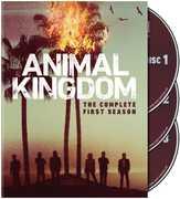 Animal Kingdom: The Complete First Season , Ellen Barkin