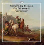 Wind Overtures 1 , Telemann