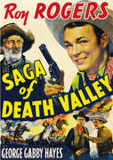 """Saga of Death Valley , Don """"Red"""" Barry"""