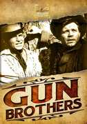 """Gun Brothers , Larry """"Buster"""" Crabbe"""