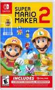 Super Mario Maker 2 + Nintendo Switch Online Bundle for NintendoSwitch