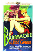 The Mad Genius , John Barrymore