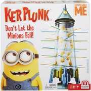 Mattel Games - Minions Kerplunk