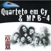 Quarteto Em Cy [Import] , Quarteto Em Cy