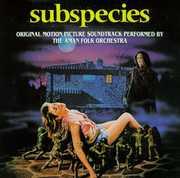 Subspecies (Original Soundtrack)