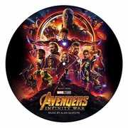 Avengers: Infinity War (Original Soundtrack) , Alan Silvestri