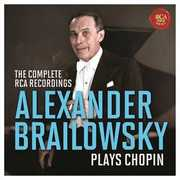 Alexander Brailowsky Plays Chopin , Alexander Brailowsky