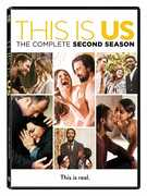 This Is Us: The Complete Second Season , Milo Ventimiglia
