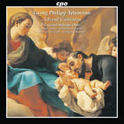 Georg Philipp Telemann: Advent Cantatas