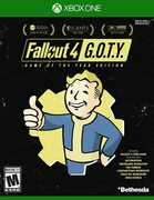 Fallout 4 - Game of the Year Edition for Xbox One