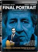 Final Portrait , Armie Hammer