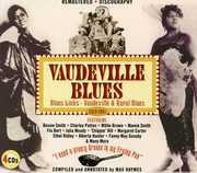 Vaudeville Blues 1919-1941 /  Blues Links: Vaudeville and Rural Blues
