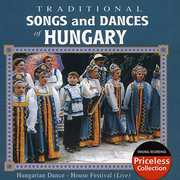 Traditional Songs and Dances Of Hungary