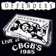 Live at CBGBS 1985