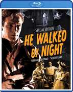 He Walked by Night , Richard Basehart