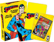 DC Comics- Retro Superman Playing Cards Deck
