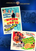 The Mayor of 44th Street /  Radio Stars on Parade , George Murphy