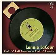 Rock 'n' Roll Romance /  Rockin' Rosalie , Lennie LaCour