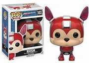 FUNKO POP! GAMES: Megaman - Rush