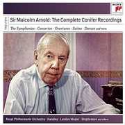 Sir Malcolm Arnold: The Complete Conifer Recordins