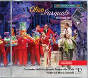 Gaetano Donizetti: Olivo e Pasquale