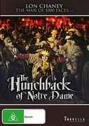 Hunchback Of Notre Dame (1923) [Import]