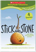Stick And Stone And More Anti-Bullying Stories , Zach Braff