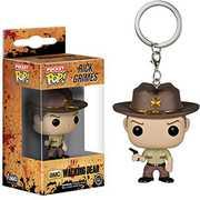 FUNKO POCKET POP! KEYCHAIN: The Walking Dead - Rick Grimes