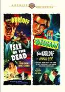 Isle of the Dead /  Bedlam , Boris Karloff