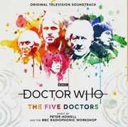 Doctor Who: The Five Doctors (Original Soundtrack) [Import]