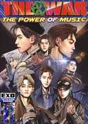 War: The Power Of Music (Korean Version) [Import] , Exo