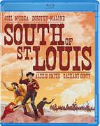 South of St. Louis , Joel McCrea