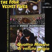 Quattro Mosche Di Velluto Grigio (Four Flies on Grey Velvet) (Original Soundtrack) [Import]