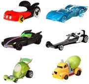 Mattel - Hot Wheels - Entertainment Character Car Assortment