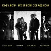 Post Pop Depression [Explicit Content] , Iggy Pop