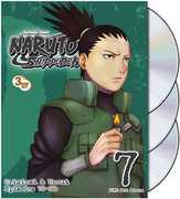 Naruto Shippuden Uncut Set: Volume 7