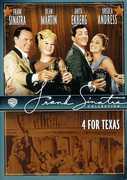 4 for Texas , Frank Sinatra