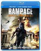Rampage: Capital Punishment , Michaela Mann