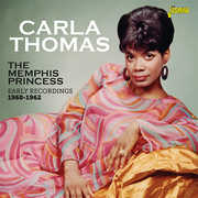 Memphis Princess [Import] , Carla Thomas