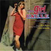 The Girl From U.N.C.L.E. (Original Soundtrack) , Various Artists