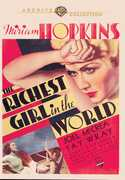 The Richest Girl in the World , Miriam Hopkins