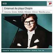 Emanuel Ax Plays Chopin , Emanuel Ax