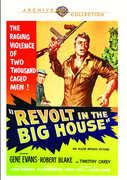 Revolt in the Big House , Robert Blake