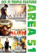Area 51 - Sci-Fi Action Triple Feature