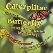 Caterpillar Butterfly