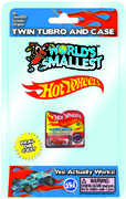 World's Smallest Hot Wheels