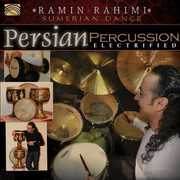 Persian Percussion Electrified