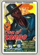 Son of Zorro (1947 serial) , Peggy Stewart