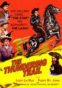 The Thundering Trail , Al St. John