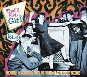 That'll Flat Git It 29: Rockabilly & Rock From the Vaults of Crest